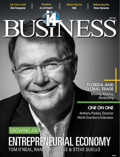 i4Business - Tom ONeal